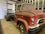 1958 GMC 370 Truck & Chassis