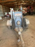 Lincoln SA200 Red Face Welder on Trailer w/O2 Torch