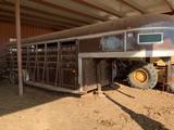 20 ft. Stidham 2 Axle Livestock Trailer