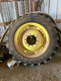 Sets 380 x 85R34 Tires & Wheels
