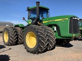 JD 9400 TRACTOR, 12 SP.