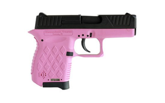 DBF DB9HP 9MM POLY/PINK - new in box