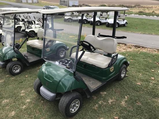 2010 Yamaha Drive Gas Golf Cart