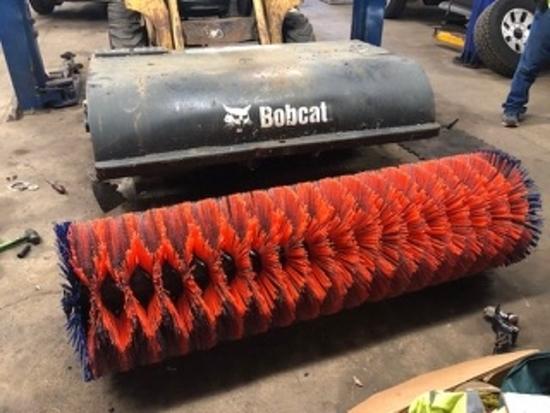 2015 Bobcat broom
