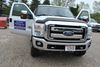 2011 FORD CREW CAB 4x4 PICKUP TRUCK, MODEL F250