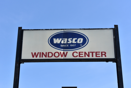 WASCO WINDOWS - THIS LOCATION ONLY!