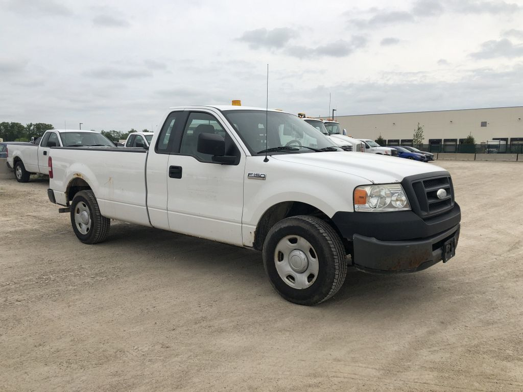 (2008) FORD F150 PICKUP TRUCK, VIN NO.
