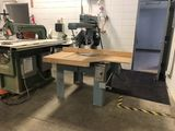 DELTA RADIAL ARM SAW, MODEL 33-062, S/N 91H45561,