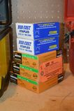 (3) BOXES OF BOSTITCH NARROW CROWN STAPLES,