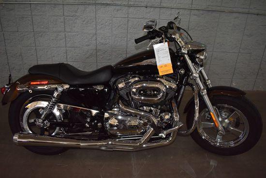 2013 HARLEY DAVIDSON MOTORCYCLE MODEL XL1200C,