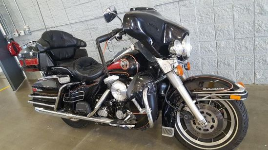 1992 HARLEY DAVIDSON MOTORCYCLE MODEL FLHTC,