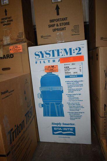 DEFILTER SYSTEM 2, PENTAIR, 36 SQ FT, PLDE36