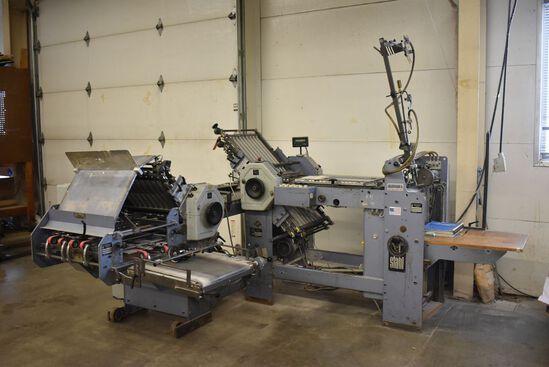 STAHL GMBH & CO. FOLDING MACHINE,