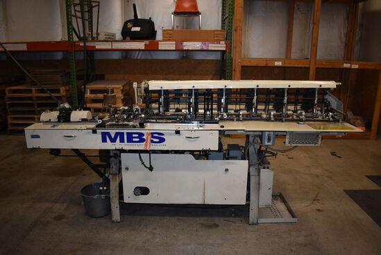 PHILLIPSBURG MBS 6 POCKET INSERTER, MODEL N/A,