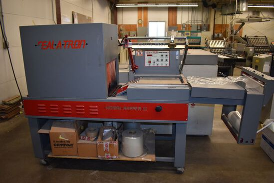 (2000) SEAL-A-TRON SHRINK WRAP SYSTEM,