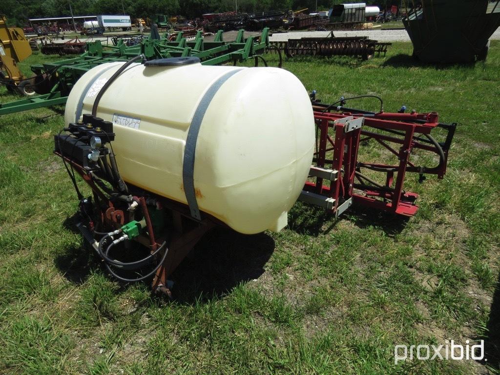 Snider 3 point hydraulic sprayer