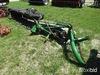 John Deere 270 disc mower