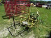 John Deere small square bale thrower