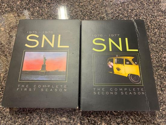 Saturday night live complete 1st and 2nd Seasons