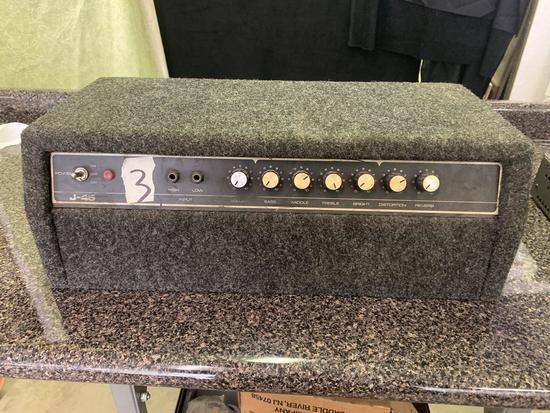 Yamaha J-45 amp untested