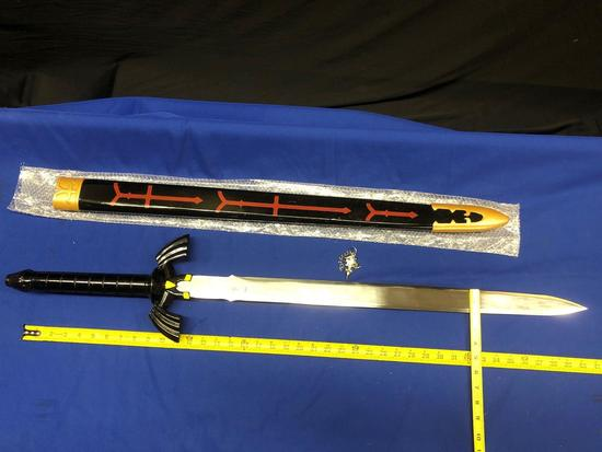 Metal Sword