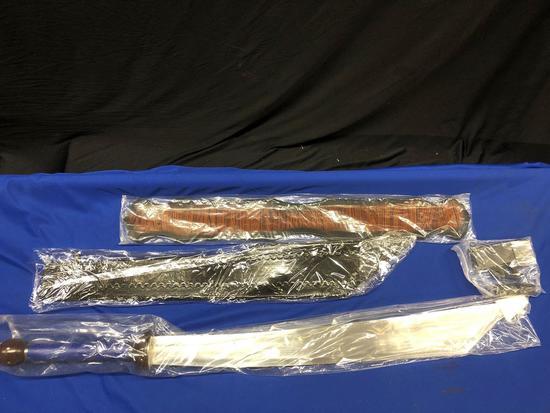 Metal Swords