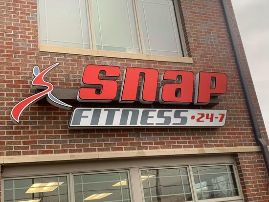 Snap Fitness Workout Equipment Liquidation