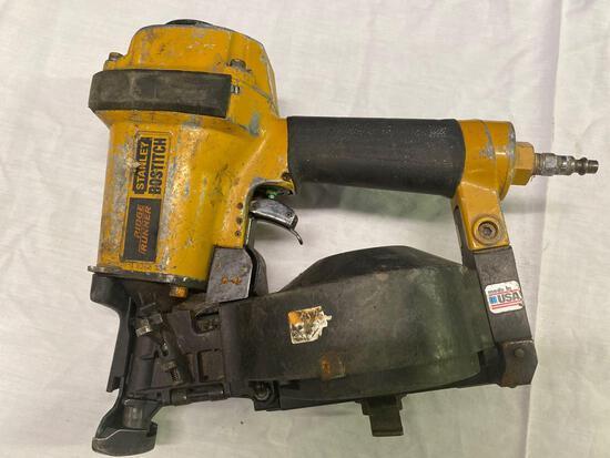 Stanley Bostitch Shingle Coil gun