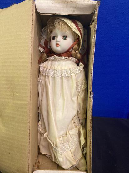 porcelain doll