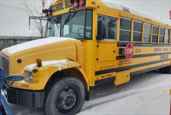 School Bus Liquidation Auction