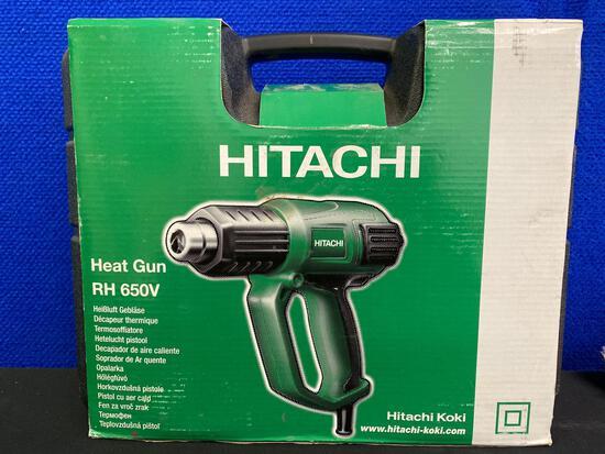 New HITACHI Heat Gun RH 650V