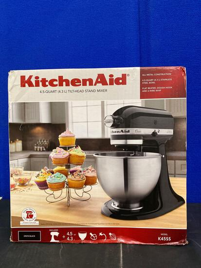 New Kitchen Aid
