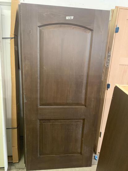 Building Materials-Doors, Running Gear, Knives +