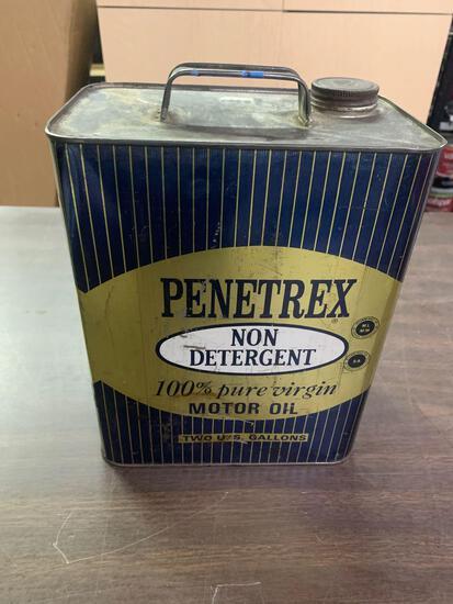 Penetrex Motor oil can