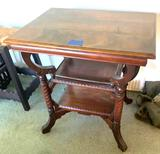 Beautiful antique table very ornate won?t find a nicer one!