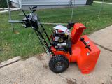 NEVER USED! Ariens compact 24 snowthrower electric start, literally brand new