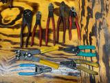 KNIPEX pliers, Buchanan electrical tool and wire strippers