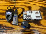Dremel 10.8 V lithium cordless battery with cut off wheels