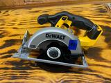 Dewalt 20 V cordless circular saw never been used