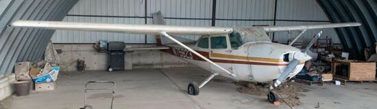 Todd's Flying Service Liquidation Auction