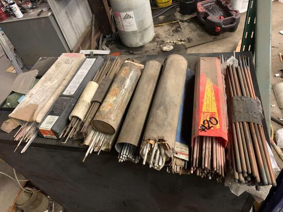 New welding rods