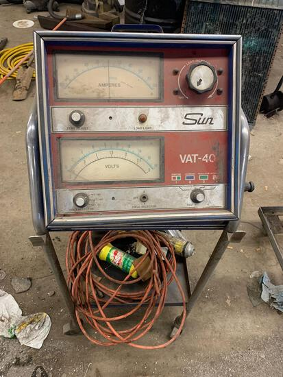 Sun VAT-40 Voltage and amps tester