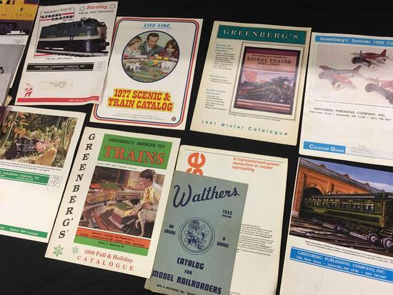 Lionel Accessory Catalog