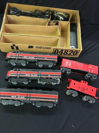 99 Diesel 3 Unit Freight