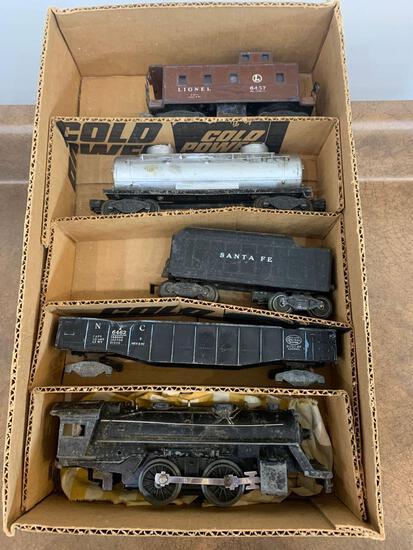 O Scale Lionel 1655 Train set. Original condition
