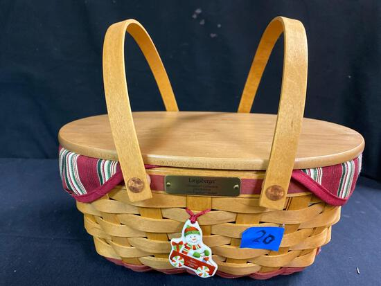 2004 get together basket. complete