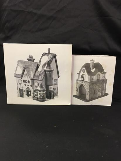 Heritage Village Collection North Pole Series