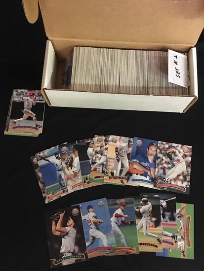 1996 Baseball Set 1-450