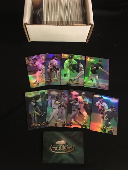 1998 Topps Gold Lebel Baseball Cards