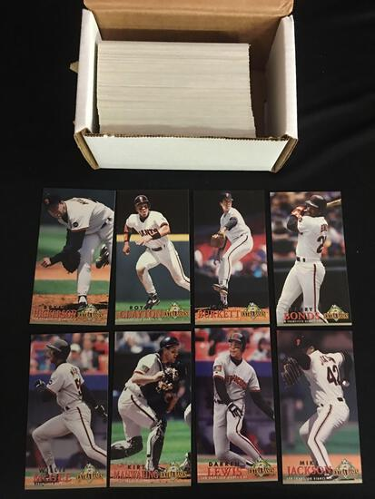 1994 Baseball Cards